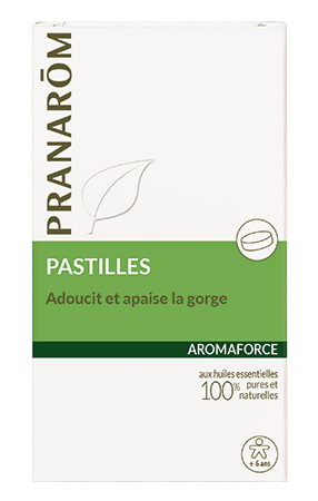 Image AROMAFORCE ADOUC GORGE PASTILLE 21
